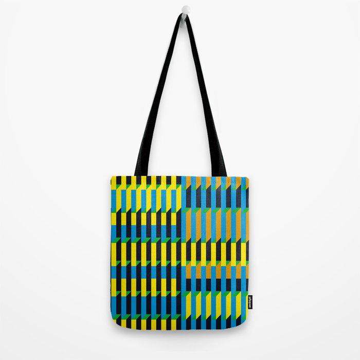 Cinetism Tote Bag
