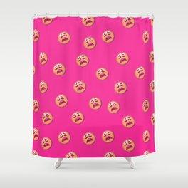 K-Poppin: Bias III Shower Curtain