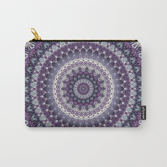 Mandala 313 Carry-All Pouch