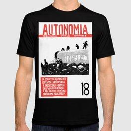 Autonomia n. 18 T-shirt