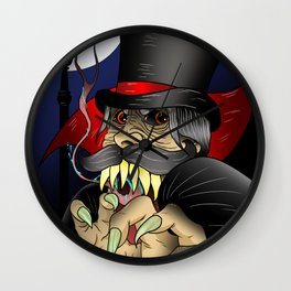 The Ripper Wall Clock