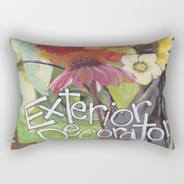 Exterior Decorator Rectangular Pillow