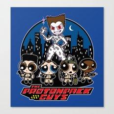 The Protonpack Guys Canvas Print