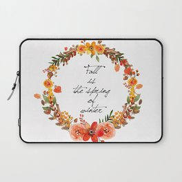 Flower fall Laptop Sleeve