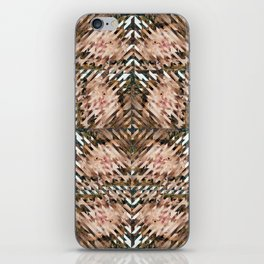 Dissection of infinite variations iPhone Skin