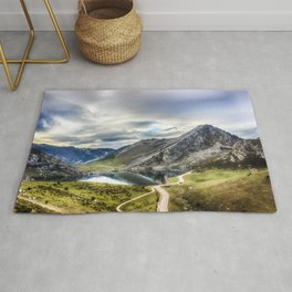 Enol, the Lakes of Covadonga Rug