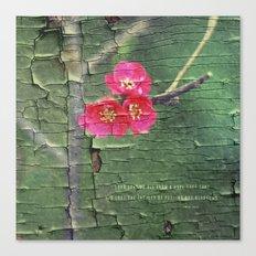Hope Tree Canvas Print