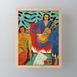 Good Girls by Henri Matisse  Framed Mini Art Print