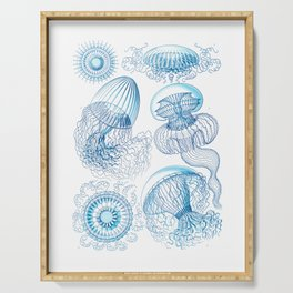 Jellyfish - Ocean Art Serving Tray