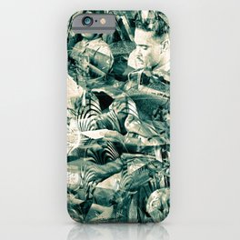 """Black Wings 9"" Cadets Trial"" iPhone Case"