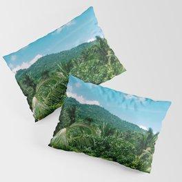 Sierra Nevada in colombian caribbean Pillow Sham