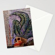 ALAS POOR YORICK Stationery Cards