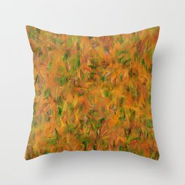 Autumnal Tints #2 Tapestry Astronomy Print Science Art Wall Art Throw Pillow