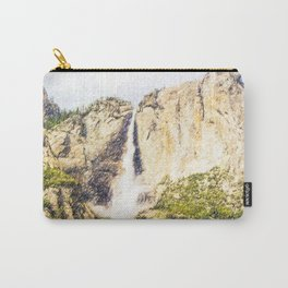 Yosemite fall Carry-All Pouch