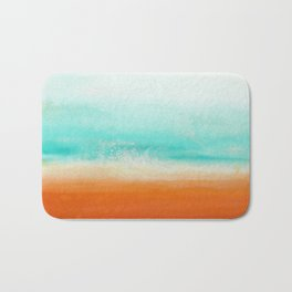 Waves and memories 02 Bath Mat