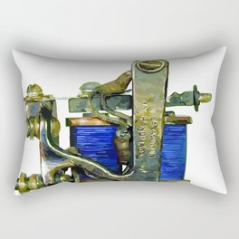 Machine seven Rectangular Pillow