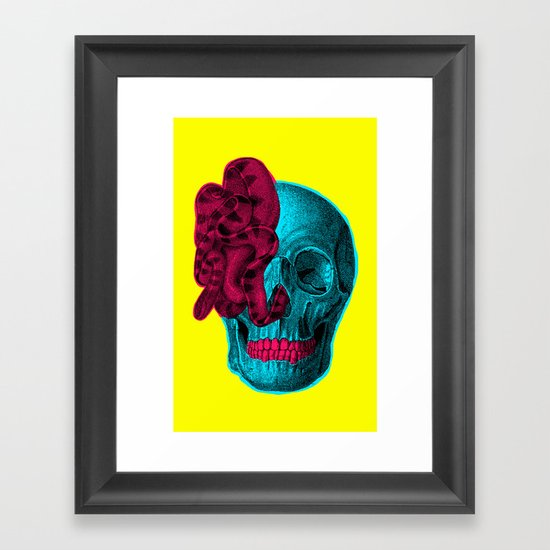 Dajjal Framed Art Print