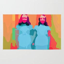 Twin Sisters Rug