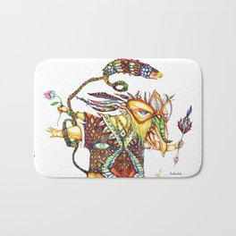 Steyoyoke Second Anniversary Bath Mat