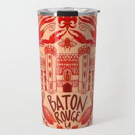 Baton Rouge Travel Mug