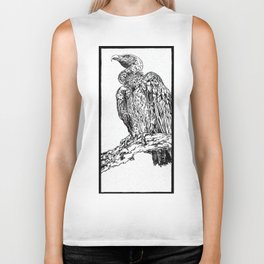 Vulture (DirtyDecibels) Biker Tank
