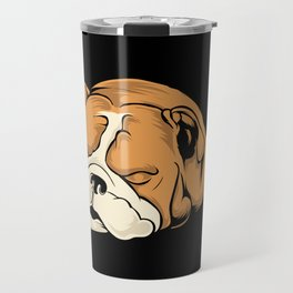 English Bulldog | Dog Lover Travel Mug