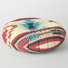 American Native Pattern No. 37 Floor Pillow