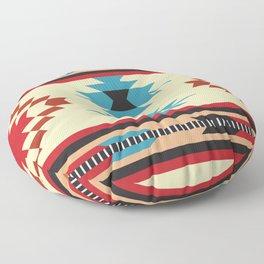 American Native Pattern No. 37 Floor Pillow