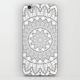 Lace Mandala iPhone Skin