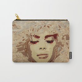 Winter Queen Carry-All Pouch
