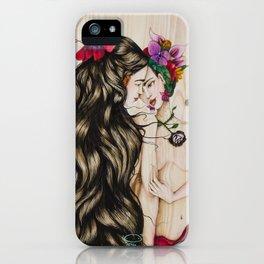 Frida Bilateral iPhone Case