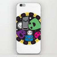 poker iPhone & iPod Skins featuring poker by justine