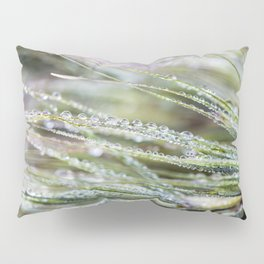 dewy weed Pillow Sham