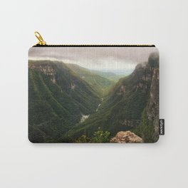 Canyon of Waterfalls Carry-All Pouch