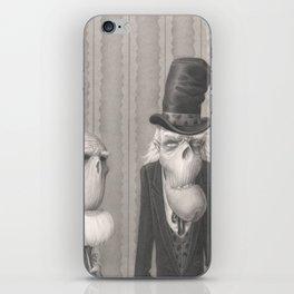 Isaiah and Bartholomew iPhone Skin