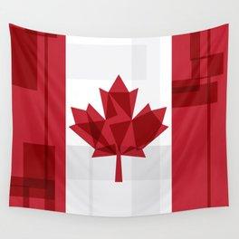 O Canada Wall Tapestry