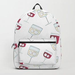 Red or White? Backpack