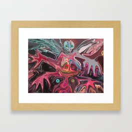 Oberon Framed Art Print