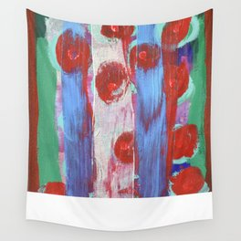 FLORES Wall Tapestry
