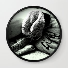 Cozy Couch Cute Creepmonster Wall Clock