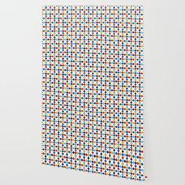 PETITS LOSANGES COLORES Wallpaper