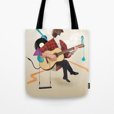 ILOVEMUSIC #1 Tote Bag