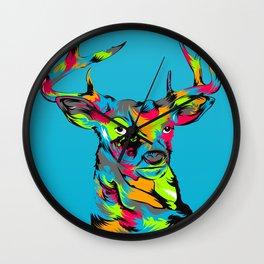 Buck Wall Clock