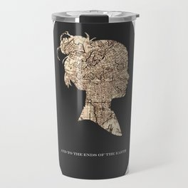 And To The Ends Of The Earth Travel Mug