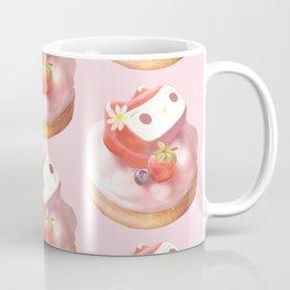 Strawberry Tart Coffee Mug