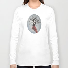 Nourishing Heart Long Sleeve T-shirt