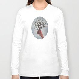 Nourishing Heart Long Sleeve T-shirt