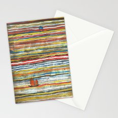 Three Junks Stationery Cards