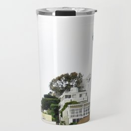 View of the Coit Tower  Travel Mug