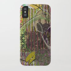 A Strict Code for Mourning Flowers (1) iPhone X Slim Case